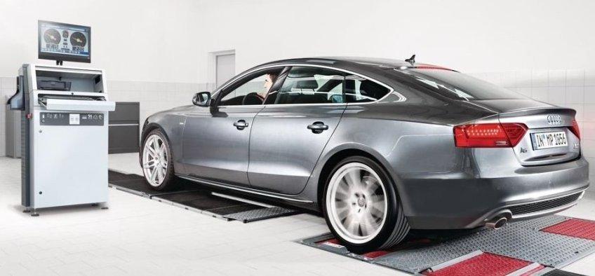 Synstjek - Audi Servicepartner Grenaa